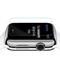 38/42мм закаленное стекло Защитная пленка для Apple Watch Series 2 iWatch