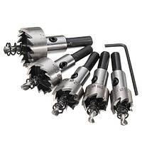5шт 16-30мм быстрорежущая сталь сверлильные станки для резки отверстий