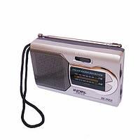 Indin BC-R22 Тонкий AM/FM Mini Portable World Приемник Стереодинамики Музыкальный плеер
