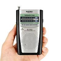 BC-R20 Карманное учебное пособие многофункциональный двухдиапазонный приемник AM FM антенны радио