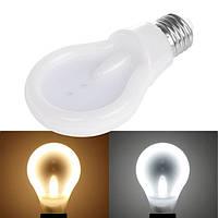 LED Луковица smd2835 теплый белый чистый белый лампа AC220V E27 6w 9w 12w
