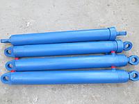 Гидроцилиндр подъема стрелы на погрузчик фронтальный ТО-18А 80.40х630.11