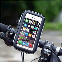 Универсальный Водонепроницаемы Screen Touch Велосипед Handlebar Телефон Держатель Сумка для сотового телефона Xiaomi под 5.5 дюймов