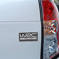3D алюминиевый сплав Авто Наклейка эмблема Клей Логотип Авто Значок стилизации