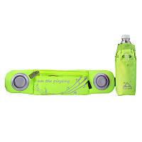 Спортивный марафон музыка талии сумка Fanny Pack iphone 7 Plus ремень сумка с аудио динамик усилителя