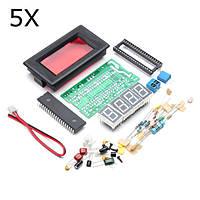 5шт ICL7107 4-х цифровой амперметр DIY Kit Электронный набор для пайки светодиодов