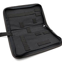 18 Упругая лента Инструмент сумка Портативный Nylon ZIP Ремонт часов инструмент Сумка для часовщика