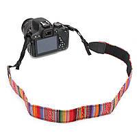 Старинные камеры плечо ремешок на шею ремень стропа Nikon Canon Зеркальные ildc DSLR