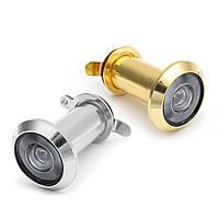 200 ° выдвижная глазок 35-50mm домашней безопасности телезритель двери глазок с крышкой