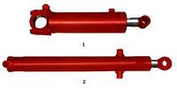 Гидроцилиндр управления отвалом бульдозера Д-606 16 ГЦ 80/50.710