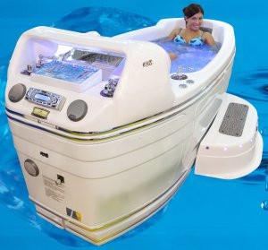 Многофункциональная гидромассажная ванна C-280T МА Crystal Cove LIMITED EDITION