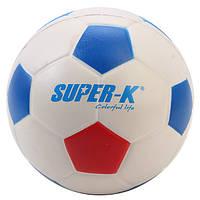 Супер-K пены футбол высокие упругие дети футбол игрушки для раннего развития