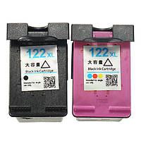 Струйный картридж Mengxiang 122XL для струйного принтера HP Deskjet 1000/1050/2000/2050-1TopShop
