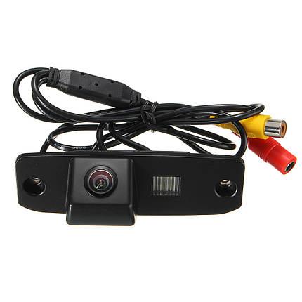 Автомобильная камера заднего вида резервного копирования камера заднего вида для Kia Sorento Carens Opirus, фото 2