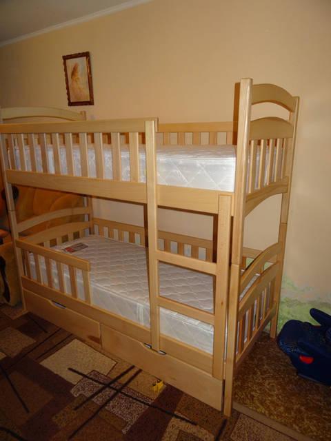 Ліжко двоярусне Каріна 2