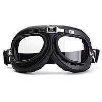Мотоцикл Biker Flying Goggles Helmet Очки Защитная ветрозащитная защита от ультрафиолетового излучения