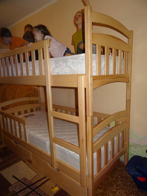 Ліжко двоярусне Каріна 3
