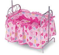 Кровать для кукол Melogo 9375