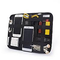 Многофункциональные резиновые цифровые продукты держатель организатор сумки телефон банка силы мешок