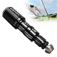 Вал закрепительной втулки наконечник для TaylorMade SLDR водителя черного Golf .335 1.5 °