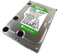 "БУ Жесткий диск SATA 1500GB WD Caviar Green 3.5"" 5400 RPM 32MB (WD15EADS)"