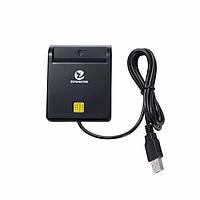 Zoweetek EMV USB считыватель смарт-карт сас общая карта доступа для чтения ISO 7816 для сим-атм / IC карты / / ID