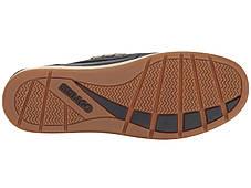 Мокасины (Оригинал) Sebago Maleah Slip-On Navy Leather, фото 3