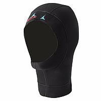 3 мм неопрена бассейн Cap Hood шеи Обложка Подводное зима Водные виды спорта Дайвинг маски Hat