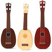 4 строки пластиковая гитара укулеле ребенок образование музыкальная игрушка для детей практики