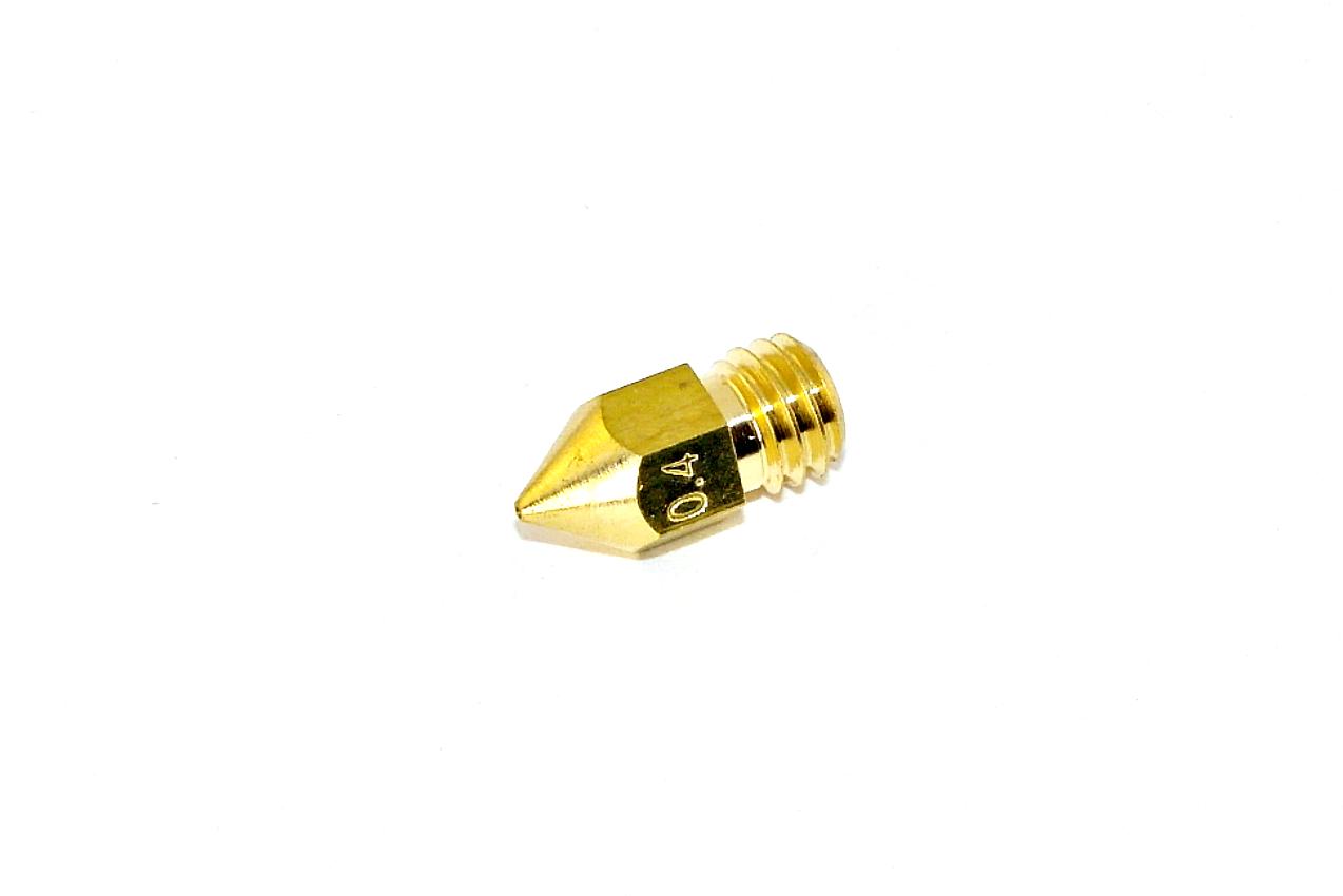 Сопло нагревательного блока хотэнда MK7/MK8 0,4 мм