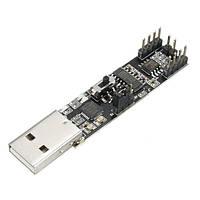 ТТЛ последовательного порта модуля RS485 RS232 3-в-1 USB для CP2102 ДСП