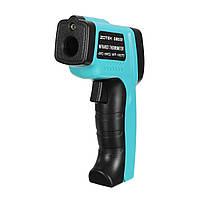 Инфракрасный лазерный точки портативный тестер температуры пистолет термометр -50 ~ 550 ℃ IR gm550 цифровой бесконтактный ЖК
