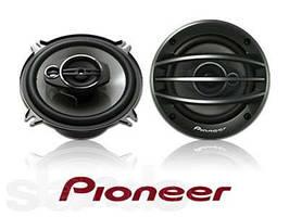 Динамики Pioneer TS-A1374S круглые, 2- х полосная, 250Вт, Автоакустика