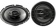 Динамики Pioneer TS-A1674S круглые, 3 - х полосная, 300Вт, Автоакустика