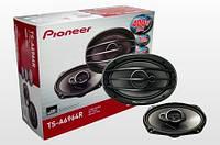 Динамики Pioneer TS-A6964S овалы, 3 - х полосная, 400Вт, Автоакустика