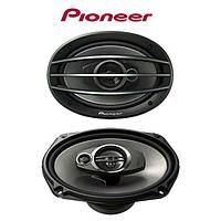 Динамики Pioneer TS-A6974S овалы, 3 - х полосная, 600Вт, Автоакустика
