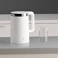 Ми 1.5l электрический чайник воды из нержавеющей стали 304 12hrs время контроля температуры Xiaomi оригинал