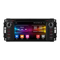 4g 6.2 дюймовый WiFi DVD-плеер автомобиля Android 6.0 ядро Quad OL-6253F для Крайслера / джипа GPS ownice c500