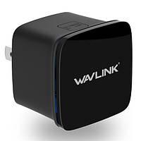 Ретранслятор/AP двухрежимный диапазон WiFi расширитель ес нам плагин WL-WN581N2 оригинальный wavlink
