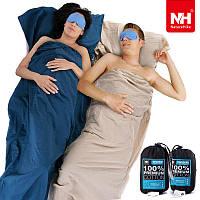 Naturehike Outdooors Хлопок Спящий Сумка Переносной ультралегкий конверт Single Sleeping Сумка