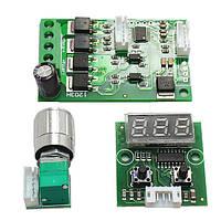 Скорость контроля cw КНО Мотор драйвера времени контроллер 3A 6V-24v