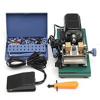 110v 200w жемчужно сверлильный станок сверла перфоратора поделок изготовления бусин инструмент