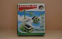 Трансформер 6 в 1 RobotiKits (Роботикитс) на солнечной батарее, фото 1