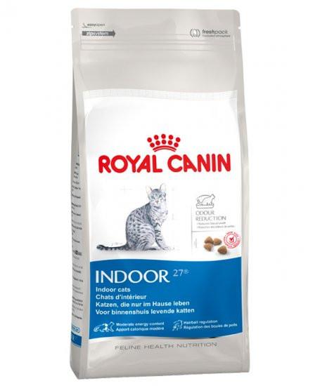 Корм Royal Canin (Роял Канін) Indoor 27 для кішок, що живуть в приміщенні