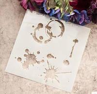 Наслоения трафареты для поделок скрапбукинга фотоальбом декоративные тиснения поделки бумажные карты ремесел