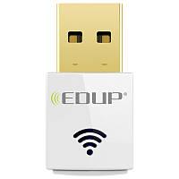 11ac двухдиапазонный 2.4G/5g 600 Мбит USB WiFi брелока беспроводной сетевой адаптер EP-AC1619 EDUP