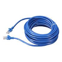 Разъем интернет сети LAN кабель RJ45 сетевой кабель для cat5e cat5 RJ45 10m синий cat5 65ft