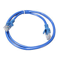 0.75m Blue Cat5 RJ45 Кабель Ethernet для Cat5e Cat5 RJ45 Сетевой сетевой кабель LAN Коннектор