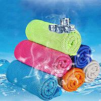 31x100см микроволокна болотистый абсорбента лето холодное полотенце спорта Туризм путешествия охлаждения мочалкой