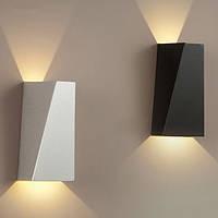 10w теплый белый LED лестничные стены спальни световое пятно лампы зал путь Sconce освещения